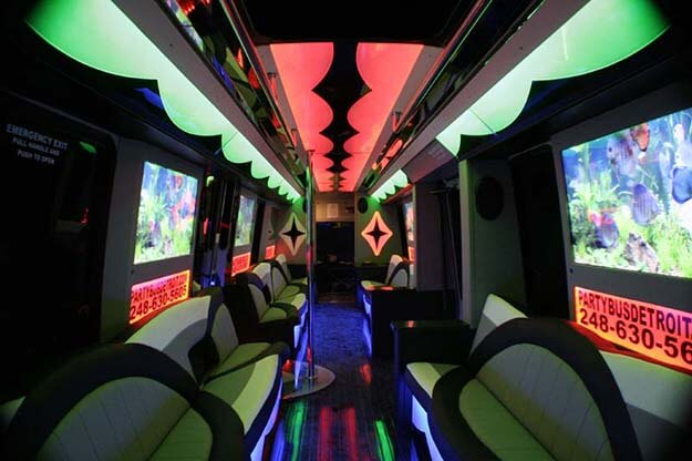 party bus detroit 35